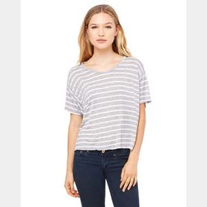 Ladies' Flowy Boxy T-Shirt Thumbnail