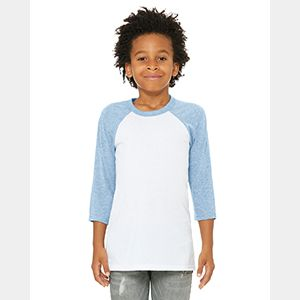 Youth 3/4-Sleeve Baseball T-Shirt Thumbnail