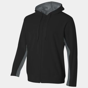 Youth Tech Fleece Full-Zip Hooded Sweatshirt Thumbnail
