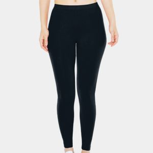 Ladies' Cotton Spandex Winter Leggings Thumbnail