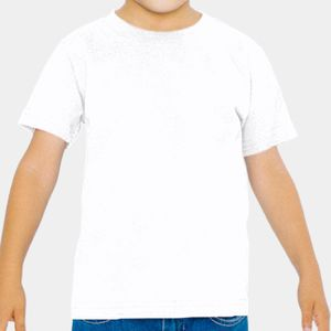 Toddler Poly-Cotton Short-Sleeve Crewneck Thumbnail