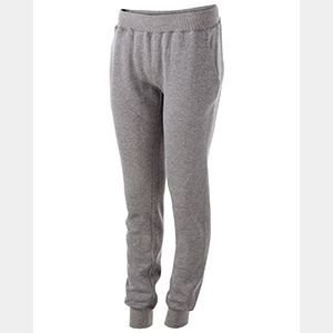 Ladies' Athletic Fleece Jogger Sweatpant Thumbnail