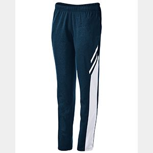 Ladies' Temp-Sof Performance Fleece Flux Tapered-Leg Warm-Up Pant Thumbnail