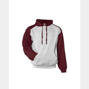 Athletic Fleece Sport Hooded Sweatshirt Thumbnail