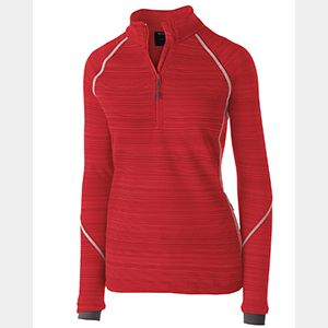 Ladies' Dry-Excel™ Bonded Polyester Deviate Pullover Thumbnail