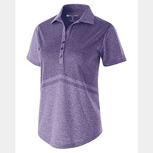 Ladies' Dry-Excel™ Performance Polyester Knit Polo Thumbnail