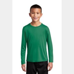 ® Youth Posi UV ™ Pro Long Sleeve Tee Thumbnail