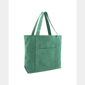 Pigment Dyed Premium XL Boater Tote Thumbnail