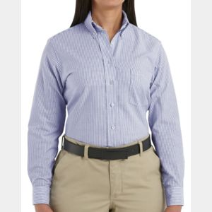 Women's Long Sleeve Executive Dress Shirt Thumbnail