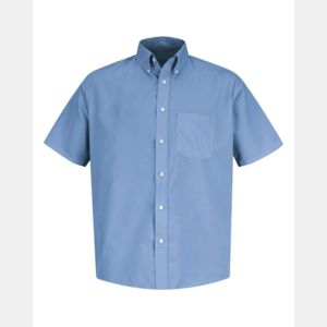 Easy Care Short Sleeve Dress Shirt - Long Sizes Thumbnail