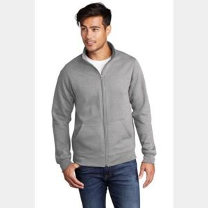® Core Fleece Cadet Full Zip Sweatshirt Thumbnail