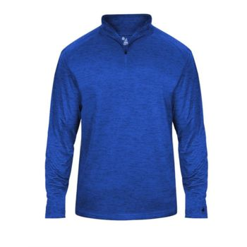 Youth Tonal Blend Quarter-Zip Pullover Thumbnail