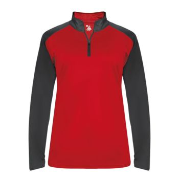 Ultimate SoftLock™ Women's Sport Quarter-Zip Pullover Thumbnail