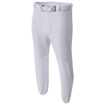 Adult Double Play Polyester Baseball Pant with Elastic Waist and Belt Loops Thumbnail