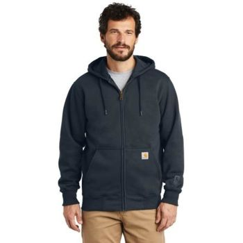 ® Rain Defender ® Paxton Heavyweight Hooded Zip Front Sweatshirt Thumbnail