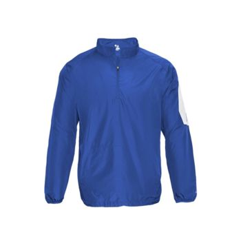 Youth Sideline Long Sleeve Pullover Thumbnail