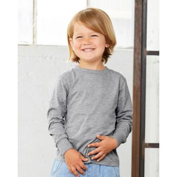 Toddler Jersey Long Sleeve T-Shirt Thumbnail