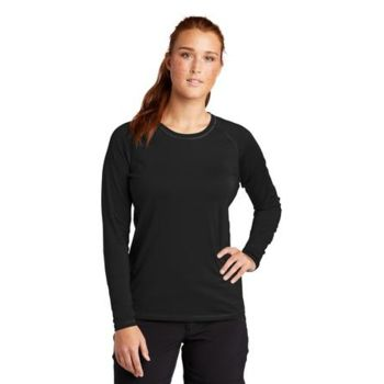 ® Ladies Long Sleeve Rashguard Tee Thumbnail