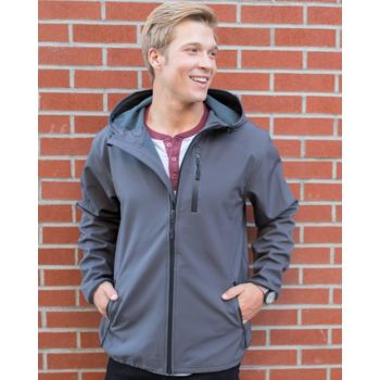 Poly-Tech Soft Shell Jacket Thumbnail