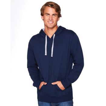 The French Terry Hooded Pullover Thumbnail