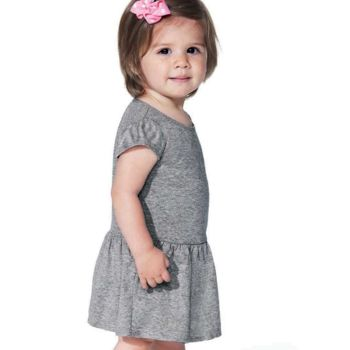 Infant Baby Rib Dress Thumbnail