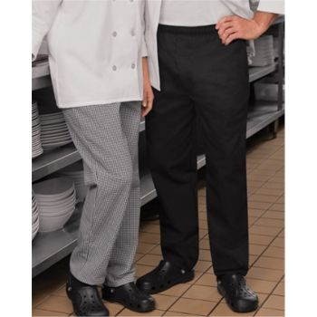 Baggy Chef Pants with Zipper Fly Thumbnail