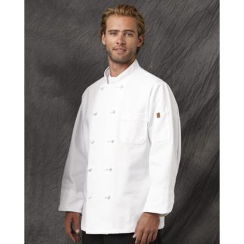 Executive Chef Coat Long Sizes Thumbnail