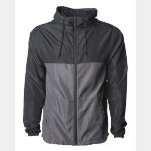 Light Weight Windbreaker Zip Jacket Thumbnail