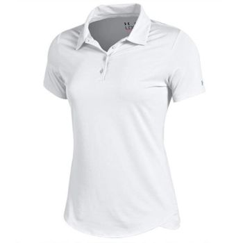 Under Armour Women's Leader Short Sleeve Polo Thumbnail