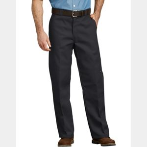 Dickies Occupational 85283 - Double Knee Twill Loose Fit Straight Leg Work Pant Thumbnail