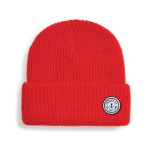 Beanie with patch Thumbnail