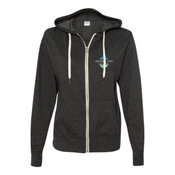 Water's End Zip-up Hoodie Thumbnail