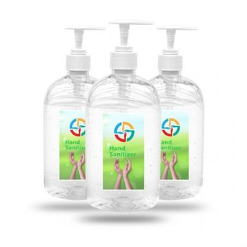 Pump top Hand sanitizer (500 ml) Thumbnail